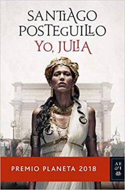 Portada del libro Yo, Julia