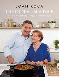 Portada del libro Cocina madre: Recetas sencillas y tradicionales para cocinar en casa