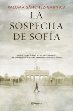 Portada del libro La sospecha de Sofia