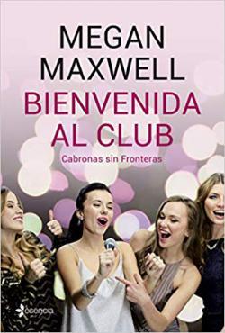 Portada del libro Bienvenida al club Cabronas sin fronteras