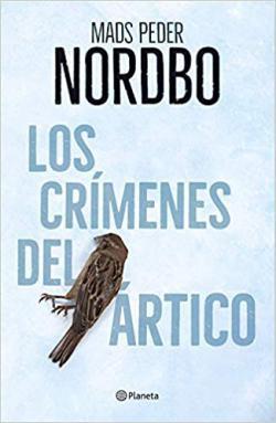 Portada del libro Los crímenes del Artico