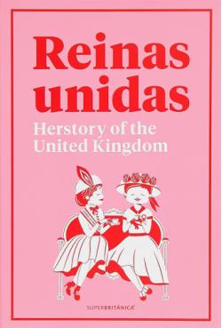 Portada del libro Reinas unidas
