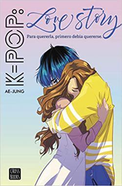 Portada del libro K-pop Love Story