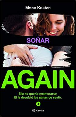Portada del libro Soñar (Serie Again 4)