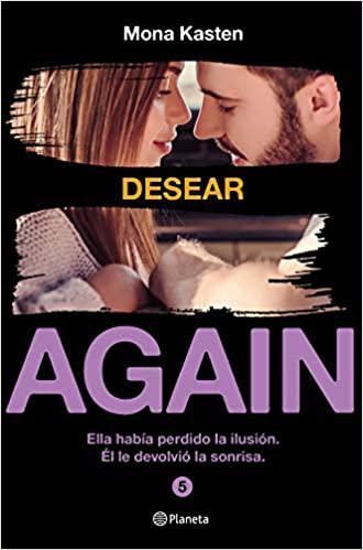 Portada del libro Desear (Serie Again 5)