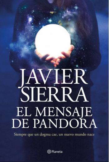 Portada del libro El mensaje de Pandora