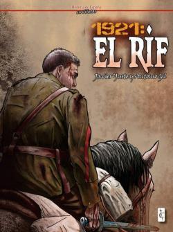 Portada del libro 1921: El Rif