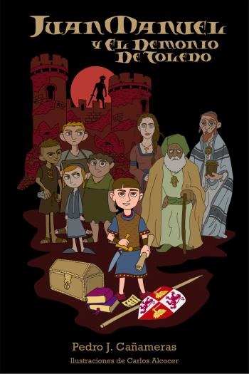 Portada del libro Juan Manuel y el Demonio de Toledo