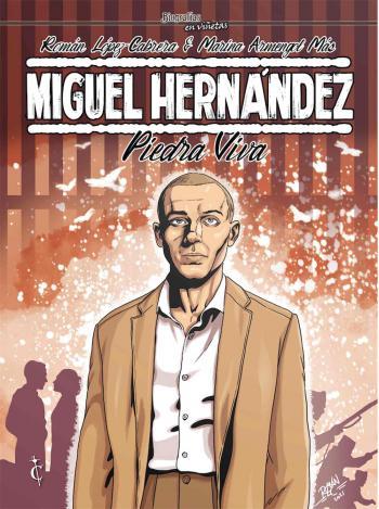 Portada del libro Miguel Hernández. Piedra viva