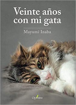 Portada del libro Veinte años con mi gata