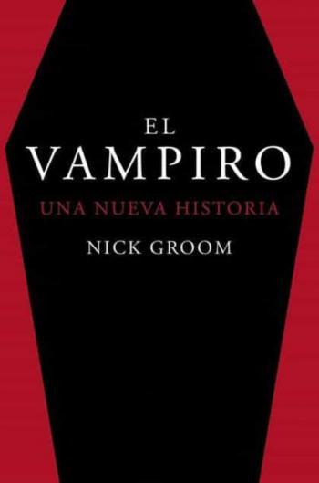Portada del libro El vampiro. Una nueva historia