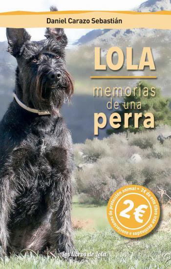 Portada del libro Lola, memorias de una perra