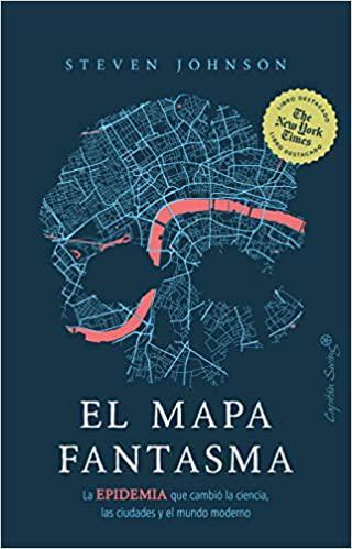 Portada del libro El mapa fantasma