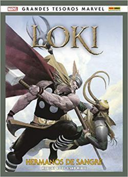 Loki. Hermanos de sangre