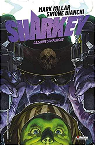 Portada del libro Sharkey Cazarrecompensas