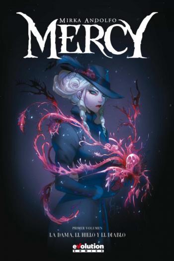 Portada del libro Mercy 1. La dama, el hielo y el diablo