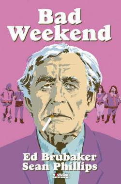 Portada del libro Bad Weekend