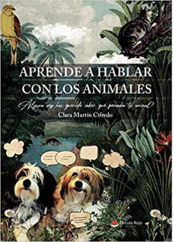 Portada del libro Aprende a hablar con los animales