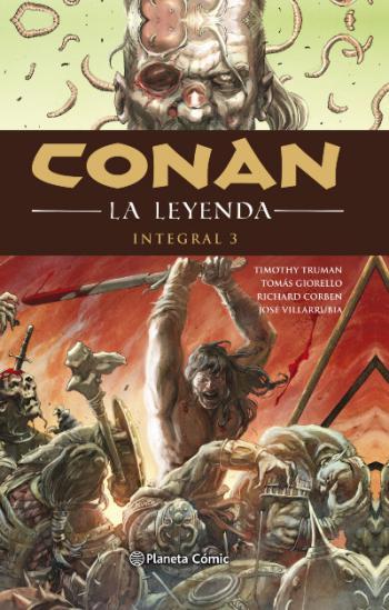 Portada del libro Conan La leyenda (Integral) nº 03