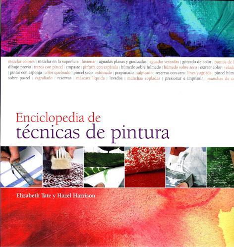 Portada del libro Enciclopedia de técnicas de pintura