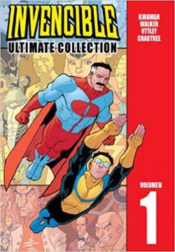 Portada del libro Invencible ultimate collection vol. 1