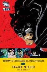 Portada del libro Batman: El contraataque del Caballero Oscuro