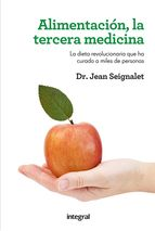 Portada del libro Alimentación, la tercera medicina