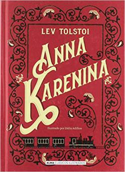 Portada del libro Anna Karenina (Ilustrado)