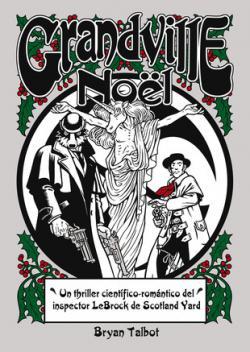 Portada del libro Grandville 04: Noël