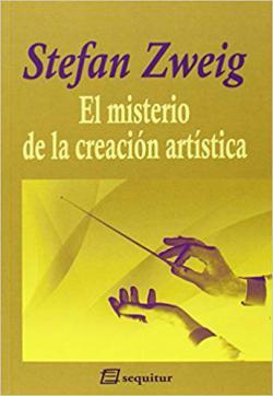 Portada del libro El misterio de la creación artistica