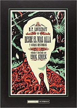 Portada del libro Lovecraft. Desde el más allá y otras historias
