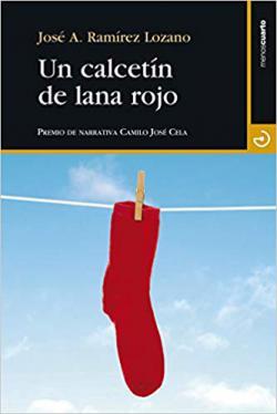 Portada del libro Un calcetín de lana rojo
