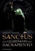 Portada del libro Los guardianes del sacramento. Sanctus 2