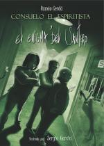 Portada del libro Consuelo el espiritista y el enigma del santero