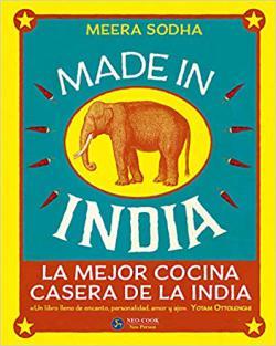 Portada del libro Made in India