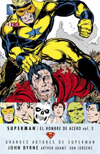 Superman: El Hombre de Acero vol. 5