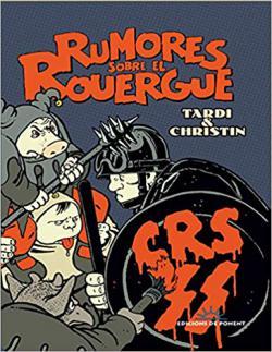 Portada del libro Rumores sobre el Rouergue