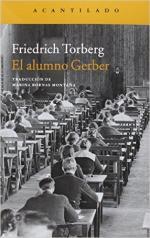 Portada del libro El alumno Gerber