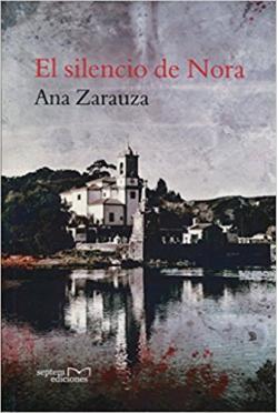 Portada del libro El silencio de Nora