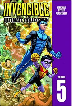 Portada del libro Invencible ultimate collection vol. 5