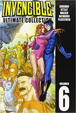 Portada del libro Invencible ultimate collection vol. 6