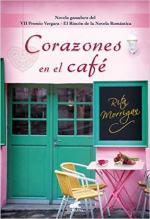 Portada del libro Corazones en el cafe