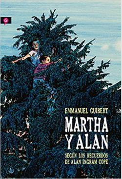 Portada del libro Martha y Alan