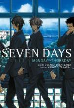 Portada del libro Seven Days. Vol I