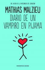 Portada del libro Diario de un vampiro en pijama