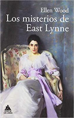 Portada del libro Los misterios de East Lynne