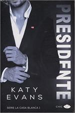 Portada del libro Presidente. La Casa Blanca 1