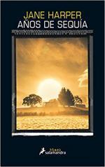 Portada del libro Años de sequía