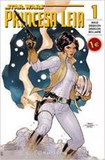 Portada del libro Princesa Leia. Star Wars 1