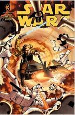 Portada del libro Star Wars. Número 03